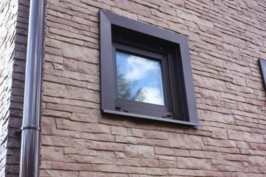 Окна в классическом доме